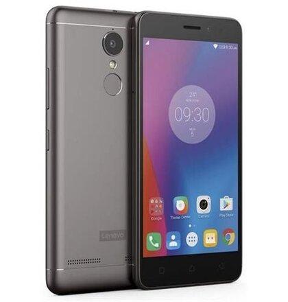 Lenovo K6 Note 3GB/32GB Dual SIM Dark Grey - Trieda A