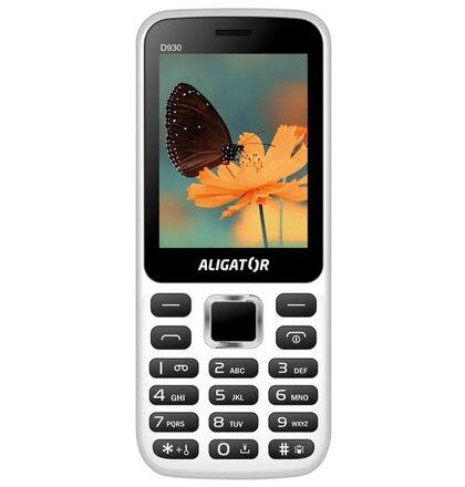 Aligator D930 Dual SIM, Biely