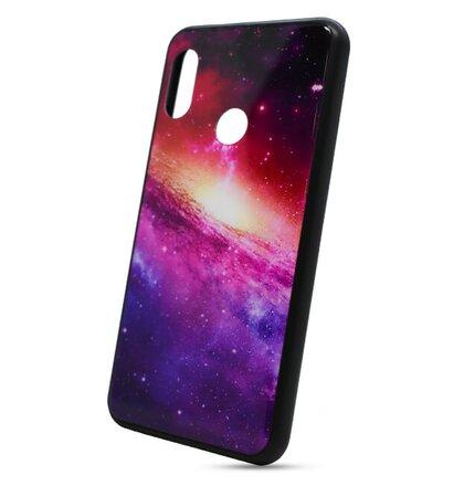 Puzdro Glass TPU Xiaomi Mi A2 Lite - galaxia