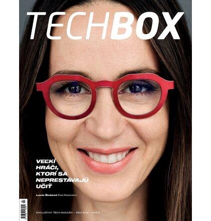 TECHBOX - Exkluzívny Tech Magazín Zima 2018