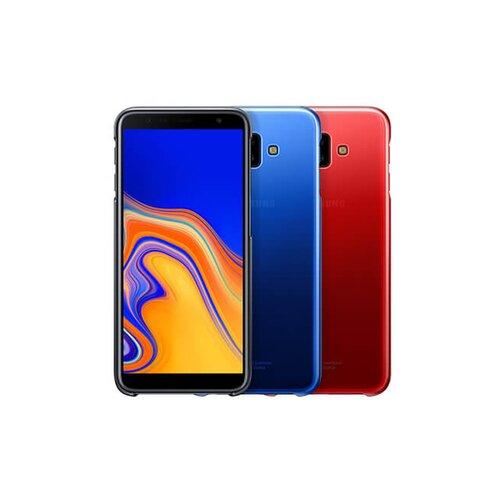 EF-AJ610CLE Samsung Gradation Clear Cover Blue pro Galaxy J6+ (EU Blister)