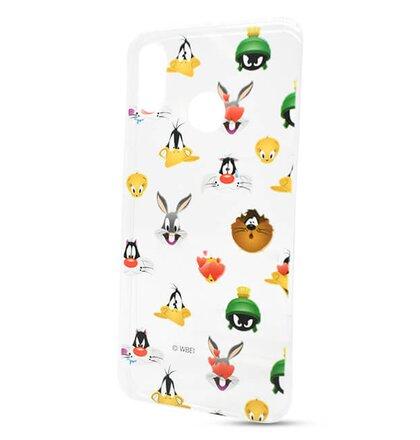 Puzdro Disney TPU Huawei P20 Lite vzor 07 - Looney Tunes (licencia)
