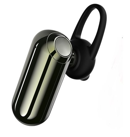 USAMS LE Bluetooth Headset Black
