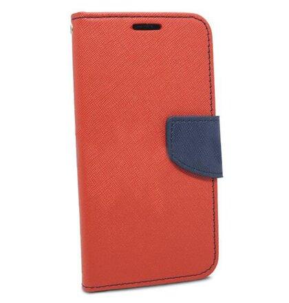 Puzdro Fancy Book Xiaomi Redmi 6A - červeno-modré