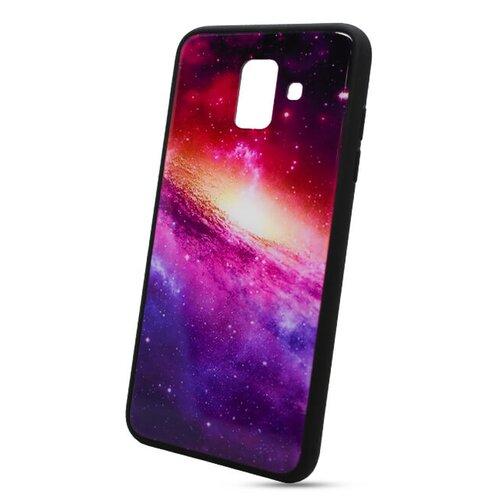 Puzdro Glass TPU Samsung Galaxy A6 A600 - galaxia