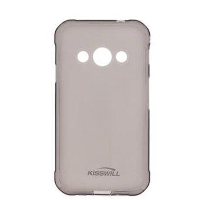 Kisswill TPU Pouzdro Black pro Nokia 5.1 Plus