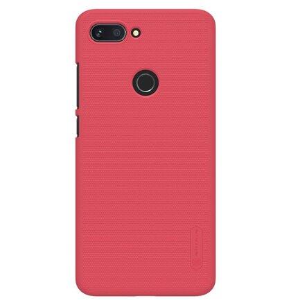 Nillkin Super Frosted Zadní Kryt Red pro Xiaomi Mi8 Lite