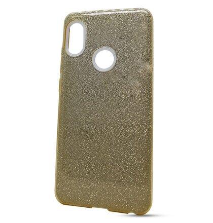 Puzdro 3in1 Shimmer TPU Xiaomi Note 5 - zlaté