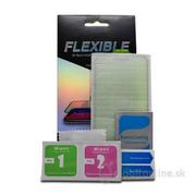 Tvrdené sklo Flexi Nano 5D iPhone XR (6,1) celotvárové - čierne