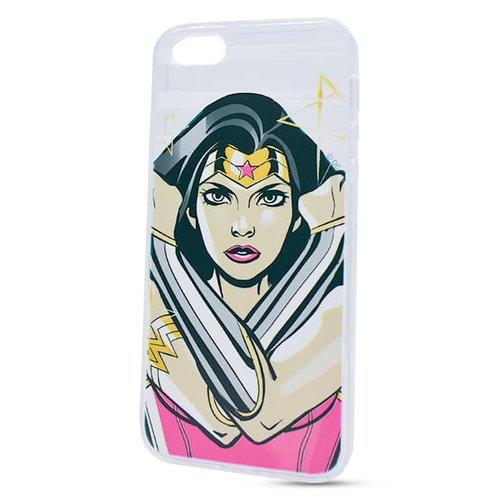 Puzdro DC Comics TPU iPhone 5/5s/SE (03) - Wonder Woman (licencia)