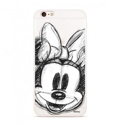 Disney Minnie 012 Back Cover Transprent pro Xiaomi Redmi 6/6A