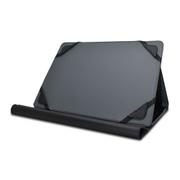 Puzdro Blun UNT na Tablet s Bluetooth klávesnicou, univerzálne 10 palcov (26cm x 18cm) - čierne