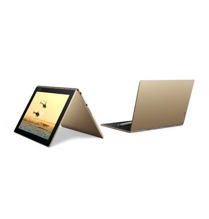 "Lenovo Yoga Book 10""FHD/Z8550/4GB/64GB/WiFi/LTE/AN 6.0.1 - Champagne Gold"