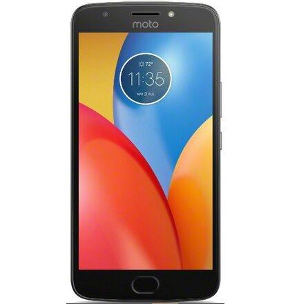 Motorola Moto E4 Plus Single SIM 3GB/16GB Iron Grey
