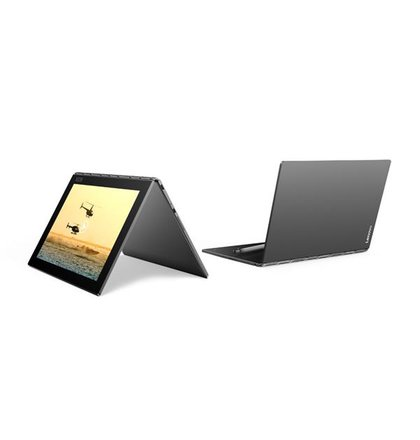 """Lenovo Yoga Book x5-Z8550 2.4GHz 10.1"""" FHD IPS Touch 4GB 64GB 4G/LTE WL BT CAM ANDROID 6.0 sedy 1yMI Upgrade na Android"""