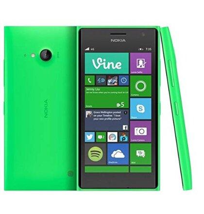 Nokia Lumia 730 Dual SIM Zelená - Trieda A