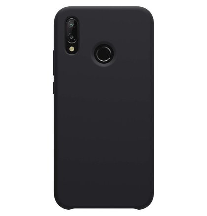 Nillkin Flex Pure Liquid Silikonové Pouzdro Black pro Huawei P20 Lite