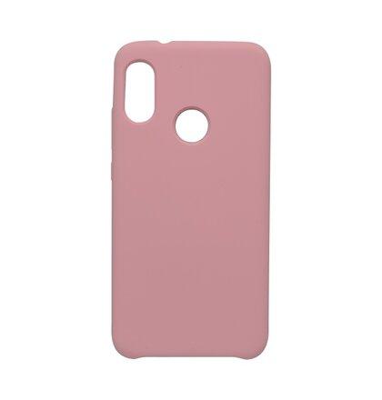 Puzdro Liquid TPU Xiaomi Redmi Note 5 - svetloružové