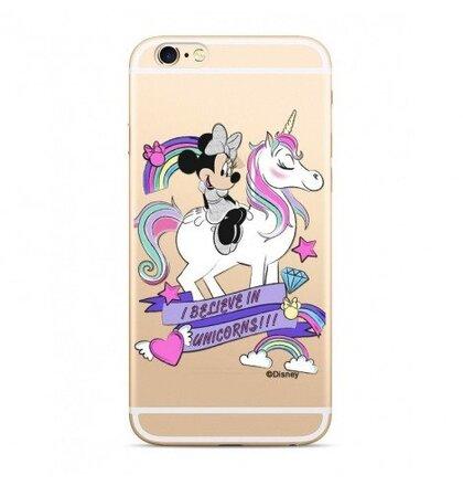 Disney Minnie 035 Back Cover Transparent pro Xiaomi Redmi 6/6A