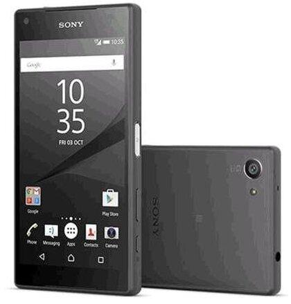 Sony Xperia Z5 Compact Čierny - Trieda C