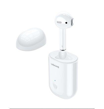 USAMS LB Mono Stereo Wireless Headset White