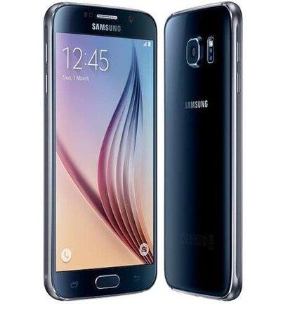 Samsung Galaxy S6 G920F 32GB Black Sapphire - Trieda C