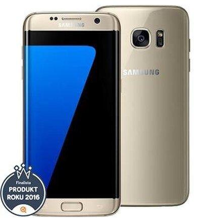 Samsung Galaxy S7 Edge G935F 32GB Gold Platinum - Trieda A