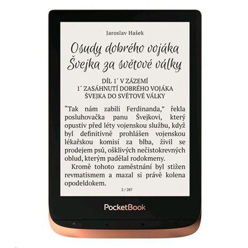 E-book POCKETBOOK 632 Touch HD 3, 16GB, Spicy Copper