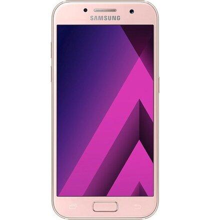 Samsung Galaxy A3 2017 A320F Peach Cloud - Trieda A