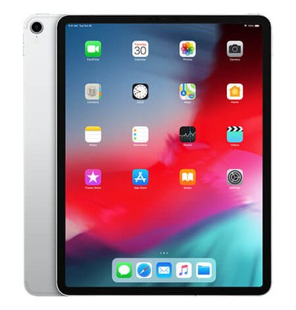 12.9'' iPad Pro Wi-Fi + Cell 1TB - Silver