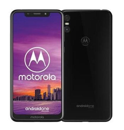 Motorola One 4GB/64GB Dual SIM Čierny