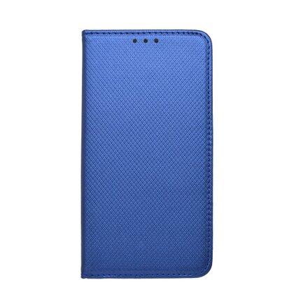 Knižkové puzdro Samsung Galaxy J5 2017 modré metalické