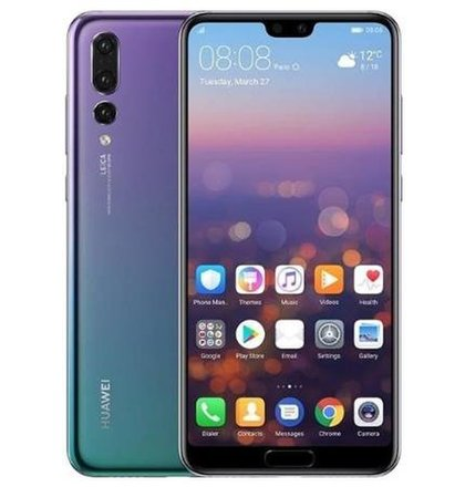 Huawei P20 Pro 6GB/128GB Single SIM Twilight Fialový
