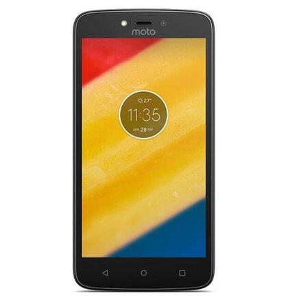 Motorola Moto C Plus 1GB/16GB Dual SIM Čierny - Trieda A