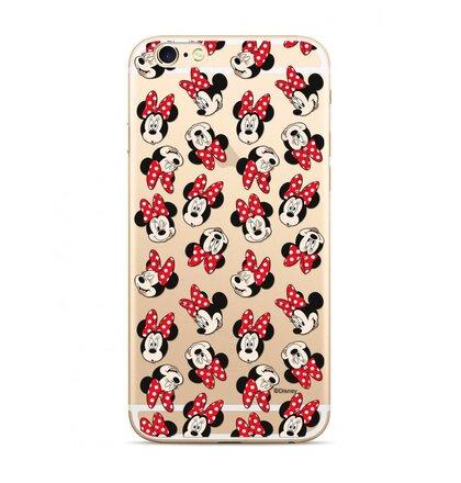 Disney Minnie 001 Back Cover Transparent pro Huawei P20 Lite