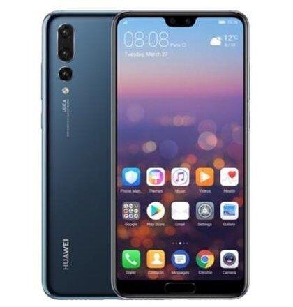 Huawei P20 Pro 6GB/128GB Dual SIM Modrý - Trieda A