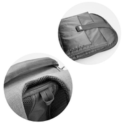Batoh iKaku Secure KSC-031 - čierny