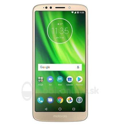 Motorola Moto G6 Play 3GB/32GB Dual SIM Zlatý
