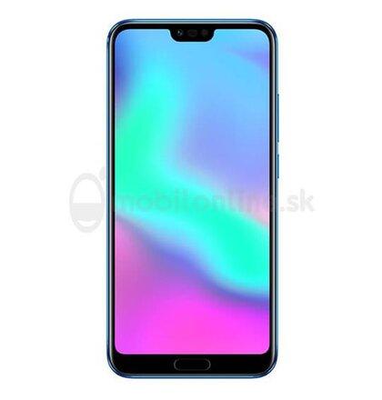 Honor 10 4GB/128GB Dual SIM Modrý - Trieda B