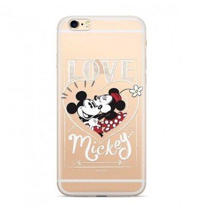 Disney Mickey & Minnie 002 Back Cover Transparent pro Xiaomi Redmi 6/6A
