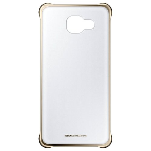 EF-QA510CFE Samsung Clear Cover Gold pro Galaxy A5 2016 (EU Blister)
