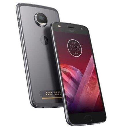 Motorola Moto Z2 Play 4GB/64GB Single SIM Šedý - Trieda A
