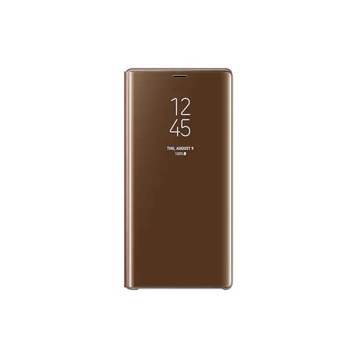 EF-ZN960CAE Samsung Clear View Case Brown pro N960 Galaxy Note 9