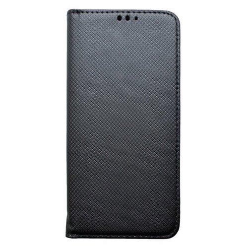 Knižkové puzdro Samsung Galaxy A9 2018 čierne vzorované