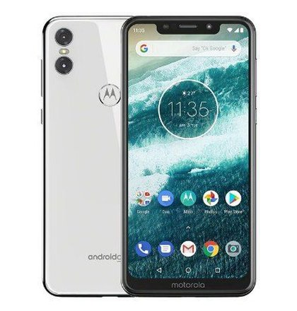 Motorola One 4GB/64GB Dual SIM Biely