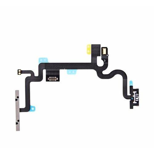 Apple iPhone 8 - Flex Kábel Tlačidiel Zapínania a Hlasitosti