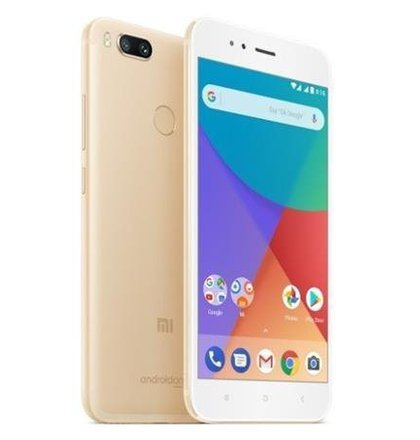 Xiaomi Mi A1 4GB/64GB Global Dual SIM Zlatý - Trieda B