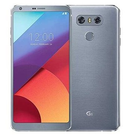 LG G6 H870 32GB Single SIM Silver Platinum - Trieda B