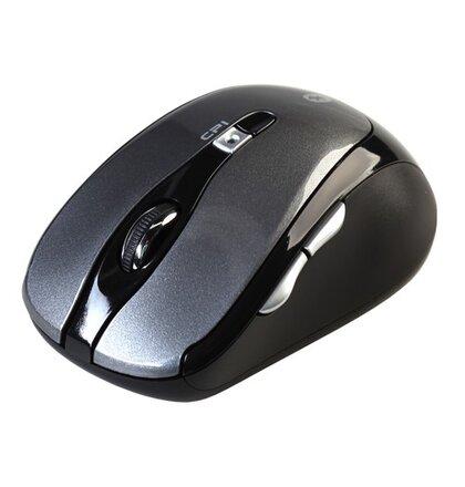 i-tec Bluetouch 243 - Bluetooth optical mouse - Black