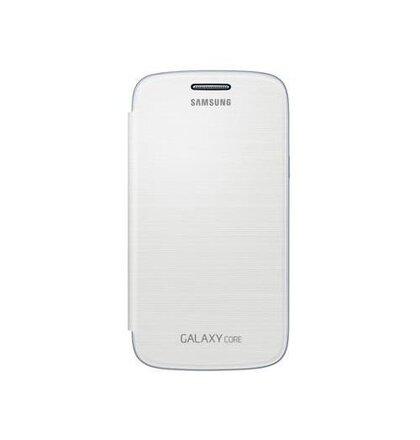 EF-FI826BWE Samsung Flip Pouzdro pro Galaxy Core Duos (i8262) White (EU Blister)
